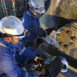 Heavy Wall Vessel Inspection