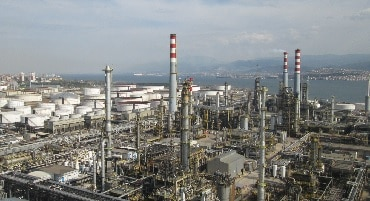 integrity ndt refinery